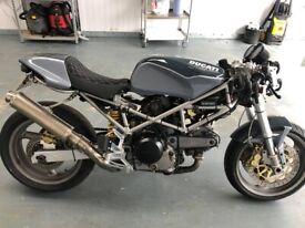 Ducati, MONSTER, 2004, 618 (cc)