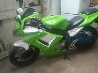 Wk 125cc motorbike spares or repair