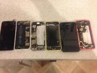 Job lot of broken phones