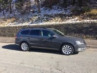 CHEAP 2013 VW PASSAT 2.0 TDI SE ESTATE £5795 ONO