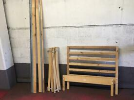 Free delivery IKEA single bed