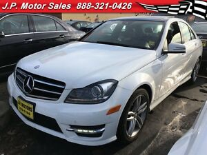 2014 Mercedes-Benz C-Class C300, Automatic, Leather, Sunroof, He