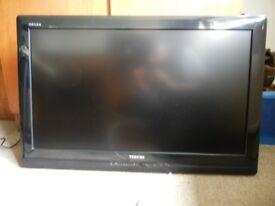 """32"""" LCD TV, Model 32AV504DB, HD ready."""