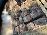 Reclaimed Bricks & roof tiles