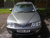 PROTON IMPIAN X AUTOMATIC - 2005 - Very low mileage - MOT November 2017 - May p/ex or swop.