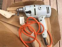Black and decker variable speed drill