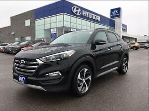 2017 Hyundai Tucson SE 1.6T *LEATHER-PANORAMIC SUNROOF*