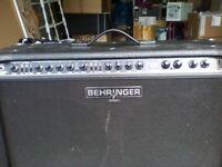 Guitar Amp. Behringer. Portable. High Quality