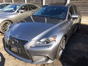 2014 Lexus IS 250 ** Executive Package ** Lexus Certified **