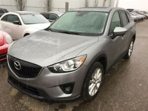 2014 Mazda CX-5 GT Fully loaded!No charge ext warranty!