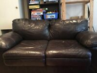 2 seater sofas for sale plus matching ottoman