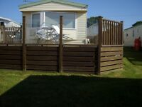 Static Home for sale excellent location by the South Cornwall Coast