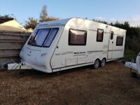 Compass Magnum, 6 berth, (2006) Used - Good condition Touring Caravan for sale