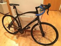 Giant Anyroad 1 XL 2014 Bike - Excellent Condition Including Accessories