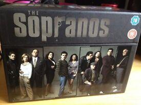 Sorpranos DVD Box Set