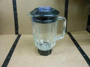 Replacement Jar for Black and Decker BL2010BGC 10 Speed Blender