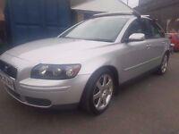 2005 VOLVO S40 2.4...AUTOMATIC..MOT..QUICK SALE
