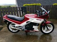 Kawasaki gpz500 S maybe swap for a van