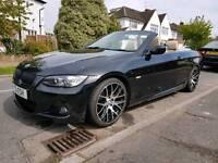 BMW E93 320D MSPORT CONVERTABLE