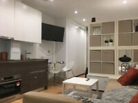 Hayes studio flat.Clean and warm property with quality furnishing .