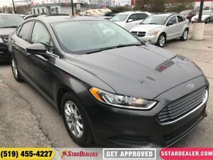2016 Ford Fusion S | CAM | BLUETOOTH