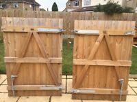 Pair of Garden Gates