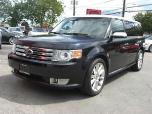 2010 Ford Flex Limited AWD 7 Pass *Sunroof / Leather*