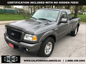 2009 Ford Ranger SPORT 4.0L 5-SPEED - 4X4