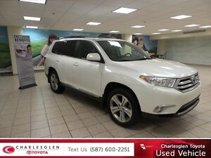 2012 Toyota Highlander AWD Sport Package