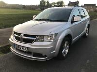 DODGE JOURNEY 2.0CDTI.7 SEATER.SUV.LIKE Q5.X3.CRV.QASHQAI