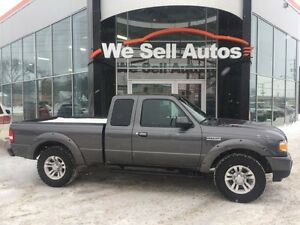 2011 Ford Ranger Sport 4X4 *CRUISE/C *TRAILER HITCH