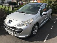 2009 Peugeot 207 1.6 HDi Sport *Diesel - Only £30 Tax - Full Service History ONLY £1,250 No Offers**