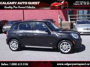 2015 MINI Cooper Countryman Cooper S AWD/LEATHER/DUAL ROOF