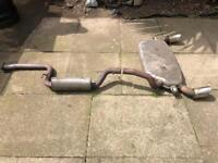Ford Focus RS Mk2 Exhaust
