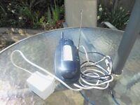 BT Freestyle70 Navy-coloured Cordless Telephone