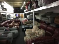 New / Ex Display - Dfs, ScS, LaZboy Recliners, Corner Sofas, 3 + 2 Seaters