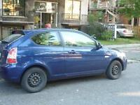 2009 Hyundai Accent 2P Balance de Garantie Hyundai