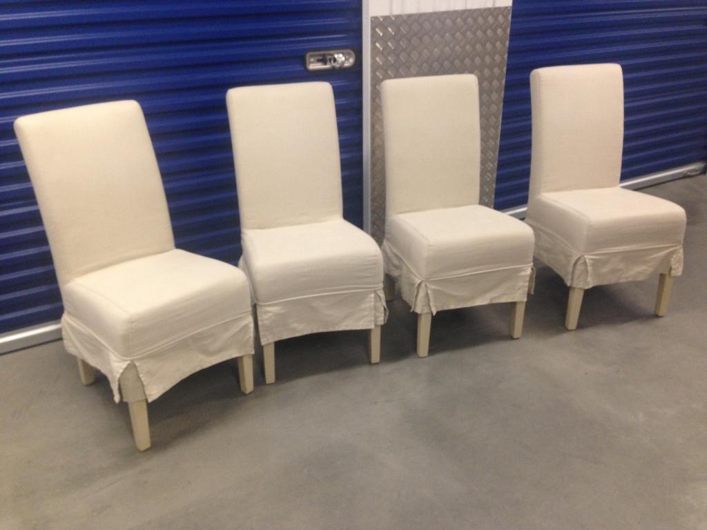 4x Neptune Kitchen Dining Room Chairs Furniture Laura Ashley John Lewis Habitat Loaf Oka Lombok Raft