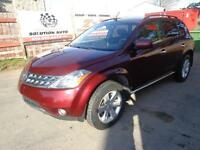 NISSAN MURANO SL 2007 AWD , TOIT  OUVRANT , ,7850$