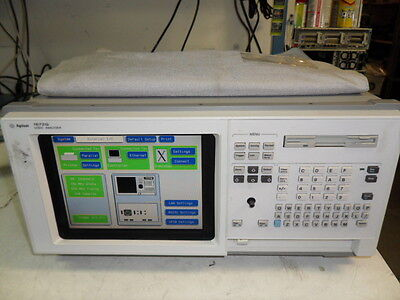 Agilent 1672g Portable Logic Analyzer 68-channel
