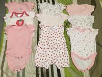 Big Bundles girl clothes 0-3
