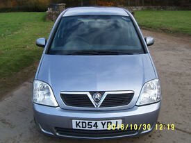 Vauxhall Meriva 1.7D