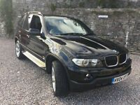 2004 BMW X5 SPORT D AUTO IN TOP CONDITION .