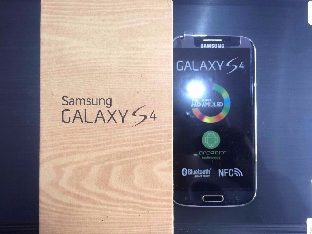 SAMSUNG S4 BLACKUNLOCKED16 GB/ VISIT MY SHOP./1 YEAR WARRANTYRECEIPTin Redbridge, LondonGumtree - Samsung S4 BLACK 16 GB MEMORY working perfectly. The phone is NEW and is UNLOCKED compatible with any Sim. 1 YEAR WARRANTY ON THE PHONE. 425, High Road, ILFORD, IG1 1TR ( 5 10 MINS FROM ILFORD STATION ) (1 YEAR WARRANTY RECEIPT ) OPEN FROM 10.30 AM...