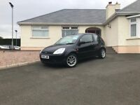 2004 Ford Fiesta 1.4 Zetec 3dr +++ panther black +++ Ideal first car