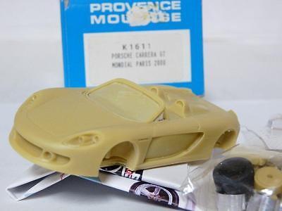 Provence Moulage K1611 1/43 Porsche Carrera GT Concept Resin Handmade Model Kit