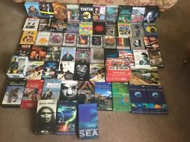 Job lot. 60. BOXSETS. 40. DVDS. SEE PICTURES FOR INFO. Phone 0131 316 4407