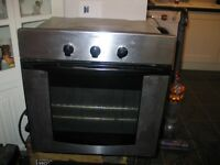 Indesit Built in oven - Enderby