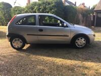 Vauxhall Corsa 1.2 ONLY 66,000 Miles