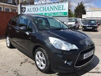 Citroen C3 1.6 HDi 16v Exclusive 5dr£3,495 p/x welcome FREE WARRANTY. NEW MOT